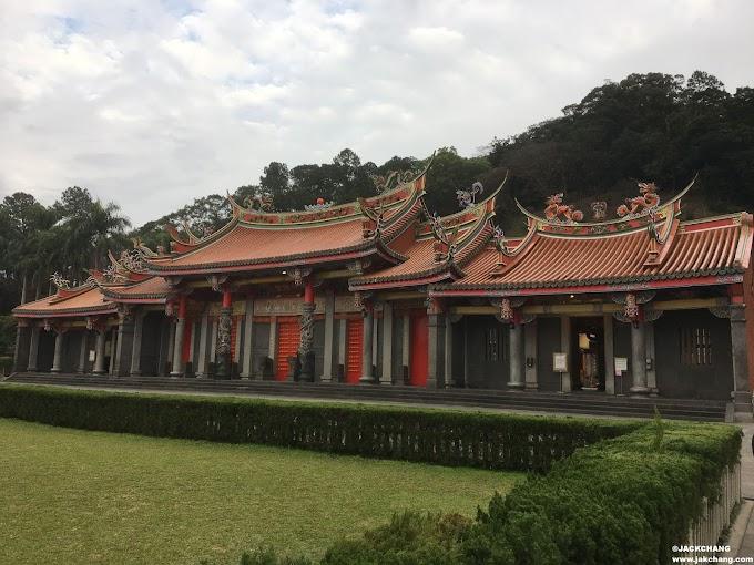 New Taipei Sanxia-Baiji Xingxiu Temple, a branch of Taipei Xingtian Temple