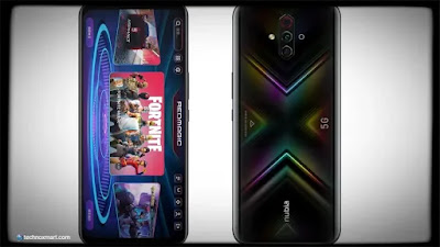 nubia play gaming phone launched