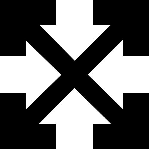 Siyah ve Beyaz Ok İşaretleri, İç Dış oklar