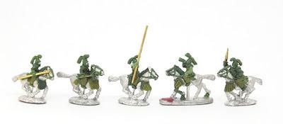 Iranian cavalry x 5