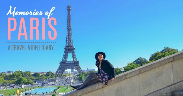 Memories of Paris video diary