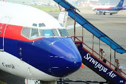 Jefferson Jauwena Klaim Kondisi Boeing 737-500 Sehat Sebelum Mengudara