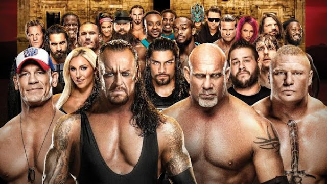 Top 10 Superstars Ranked by WWE Itself