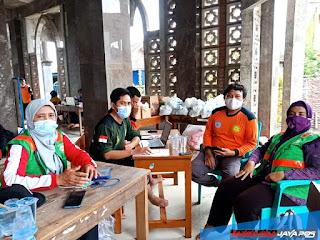 Banjir Desa Dorang Belum Surut, MDMC Jepara Buka Dapur Umum
