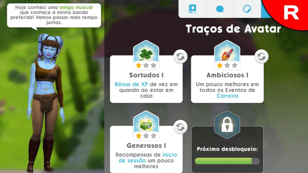 Apk mod The Sims Mobile