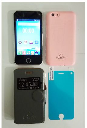 Otak Atik Gadget - Spesifikasi Hp Android I-Cherry C222 Sunshine