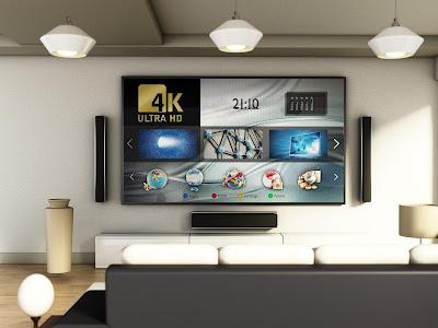 Menikmati Tayangan Bioskop dengan Resolusi 4K di Rumah