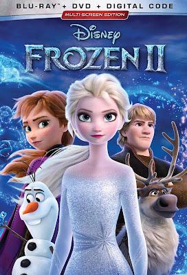 Frozen II [2019] [DVD R1] [Latino]