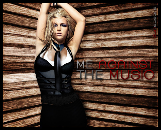 Britney Spears Feat. Madonna - Me Against The Music (DJ Ode 2k16 Remix)