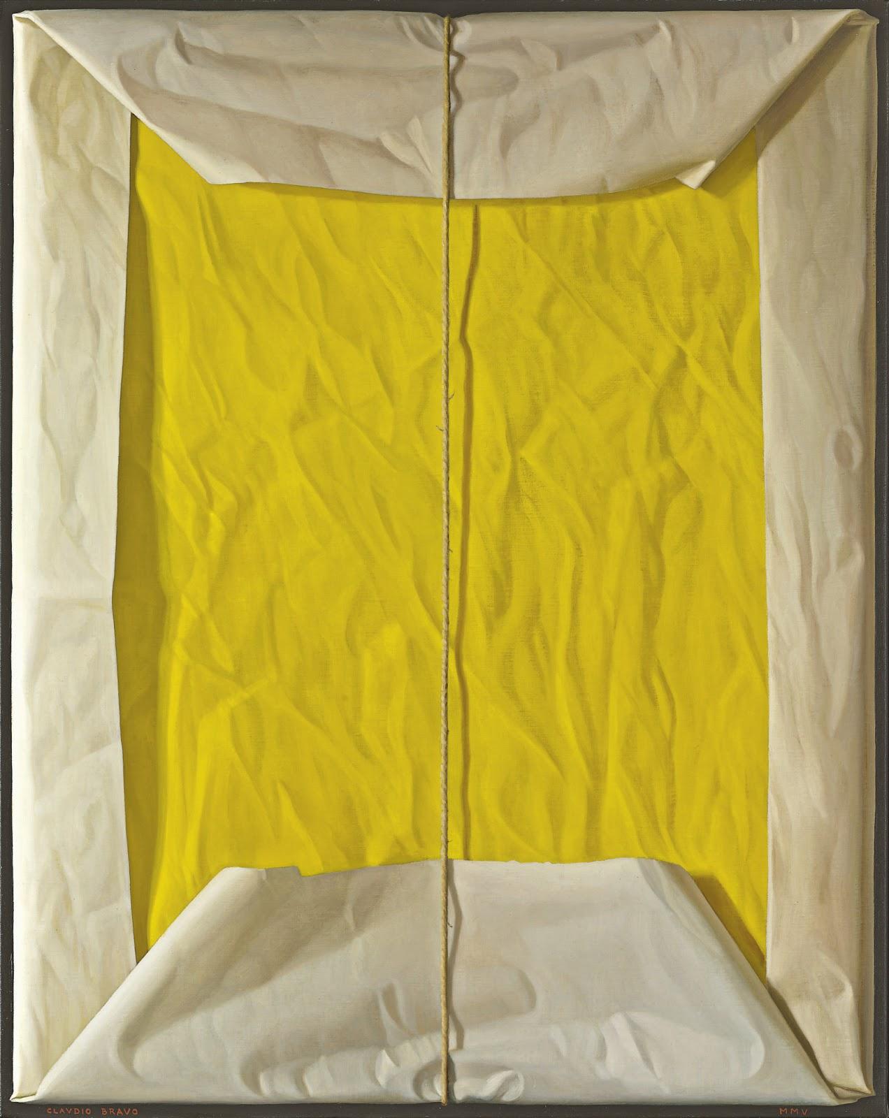 Claudio  ravo Camus White and Yellow Package