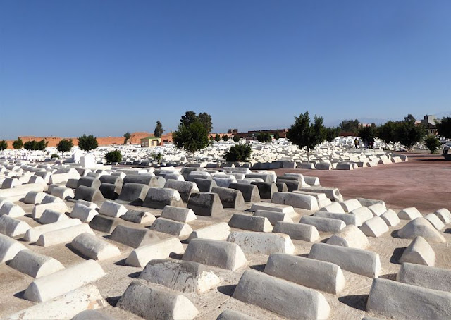 cimitero ebraico marrakech
