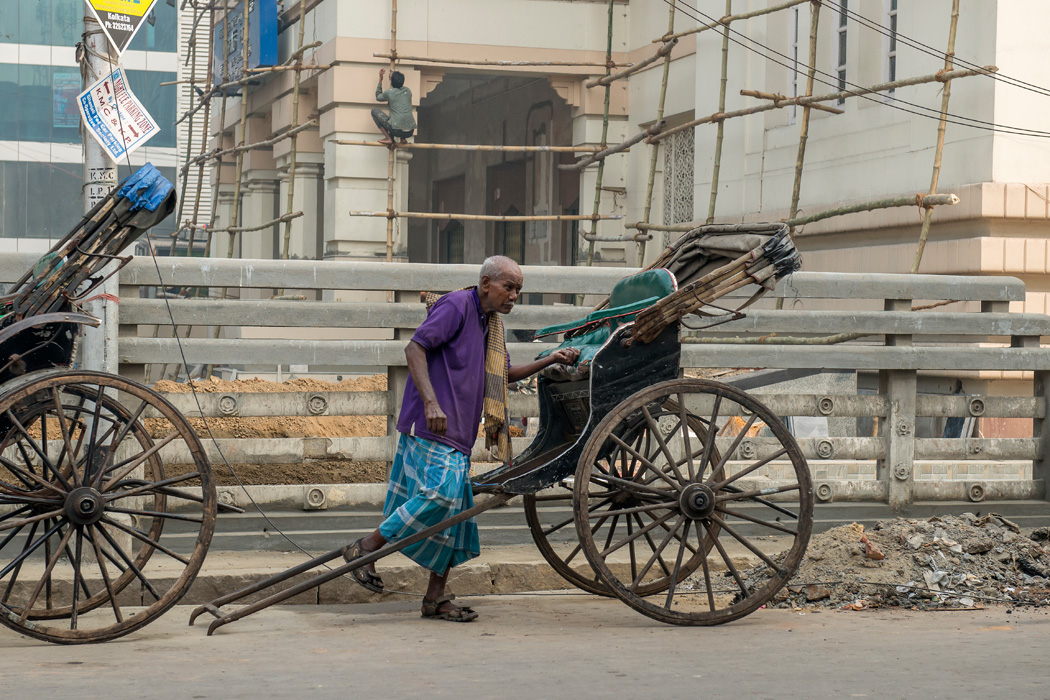 KALKUTA - dawna stolica Indii