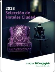 Catálogo de selección de hoteles el Corte Inglés
