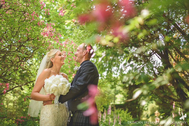 Springkell Wedding Photography Dumfries and Galloway