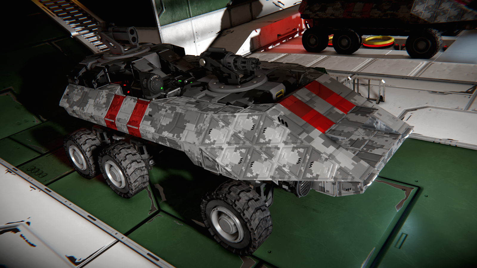 Marek Rosa Dev Blog Space Engineers Build Planner Small Grid Cryo Pod And Style Pack