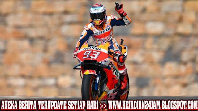 Dominasi Marc Marquez Di Klasemen MotoGP 2019