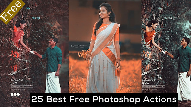 25 Best Free Photoshop Actions Enhancing Your Photos