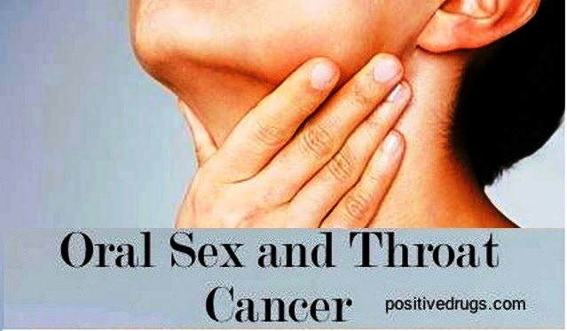 Oral sexually transmitted diseases throat cancer