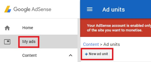 how to show ads on blog or website from youtube Hosted adsense account new tricks 2017