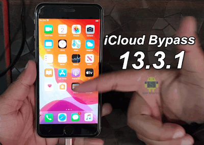 iCloud Activation Lock Bypass ios13.3.1 & ios13.3 Latest Method.