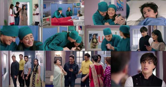 """Yeh Rishta Kya Kehlata Hai Episode 21st August 2019 Written Update """" Kartik-Naira As One For Kairav Vedika Feels Insecure """""""