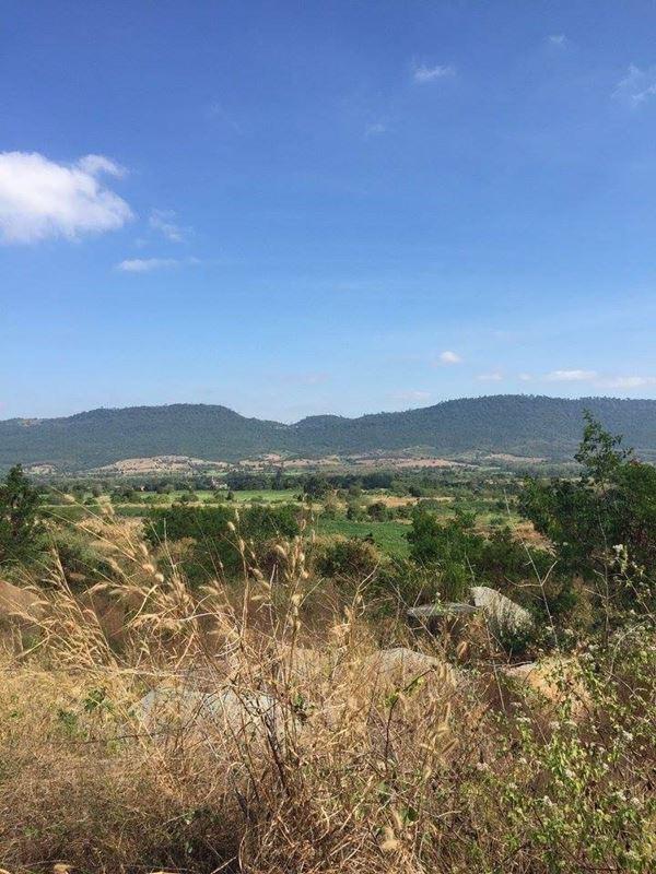 ที่ดิน จ.โคราช สวยมากๆวิวแบบเขาใหญ่‼️ หายากมากๆแล้ว‼️ ที่เป็นเนินสวยงาม เห็นวิวโดยรอบ ภูเขาโอบ