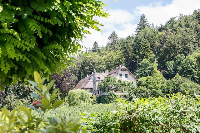 Sulz am Neckar im Schwarzwald, Baden Württemberg