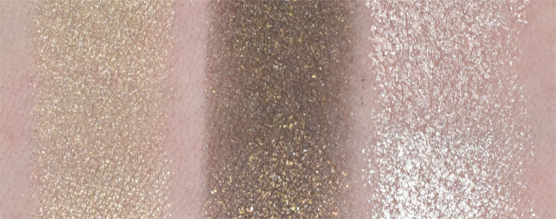 L'Oréal - Hot à Paris Crushed Foil Limited Edition Lidschatten - Review und Swatches
