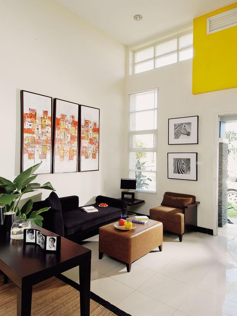 65 Desain Ruang Tamu Kecil Minimalis Sederhana dan Modern  DISAIN RUMAH KITA