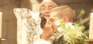 Hipolito Gracia bacio Il Segreto