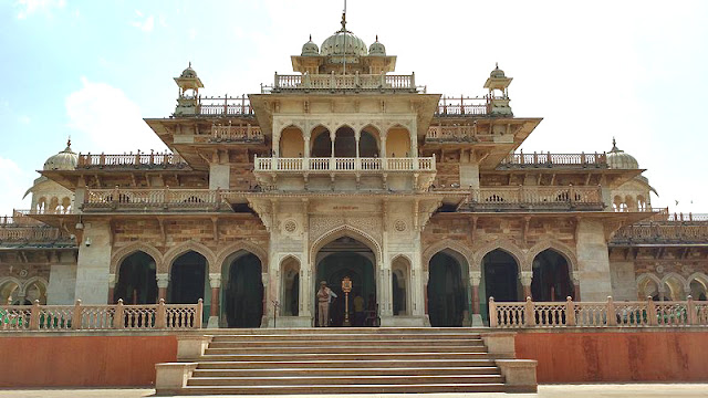 JAIPUR – The Pink City of Rajasthan, albert hall museum
