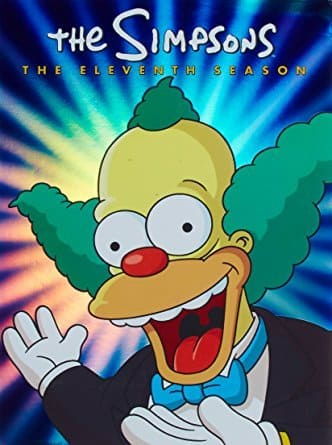 Os Simpsons - 11ª Temporada Desenhos Torrent Download capa