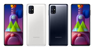 Samsung Galaxy M51 mobile reiew
