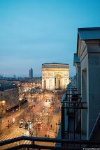 Paris Hotels With Balcony Views Of Eiffel