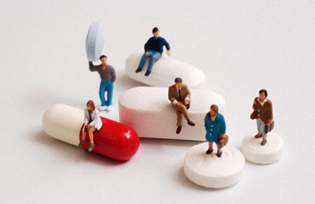 las farmacéuticas bloquean las medicinas