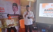 PKS Sulsel Restui Ketua DPD PKS Sidrap Maju Bertarung di Pilkada 2024