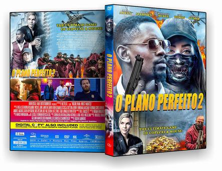 DVD O Plano Perfeito 2 2019 - ISO