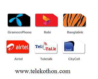 GP BL Robi Airtel Teletalk Internet balance check