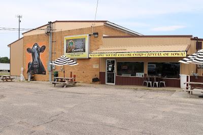 Iowa Ice Cream Road Trip at WW Homestead Dairy, Waukon, Iowa