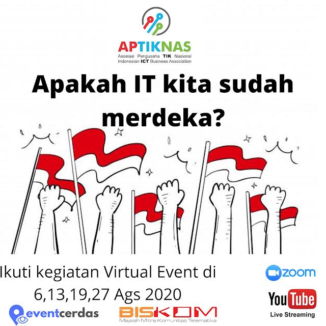 Merdeka IT Indonesia , impiankah?