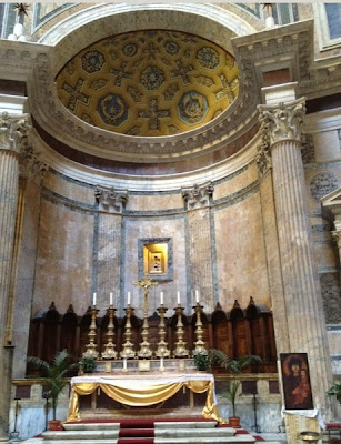 El Panteón de Roma, Lugares Turisticos en Roma, Roma, Turismo en Roma, Panteón de Roma,