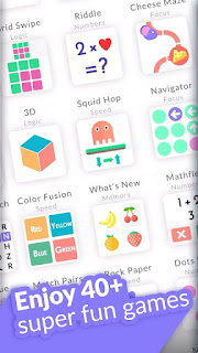 brain buzz (head-to-head mini games