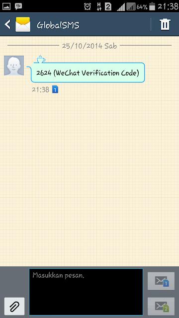 Membuat Akun WeChat ID Pada Android Terbaru Mudah!