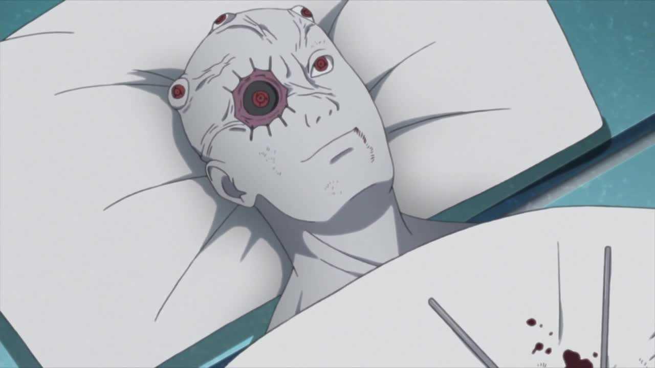 الحلقة الثانية والعشرين 22 من أنمي بوروتو: ناروتو الجيل القادم Boruto: Naruto Next Generations مترجمة