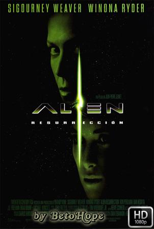 Alien 4: Resurreccion [1997] HD 1080P Latino [Google Drive] GloboTV