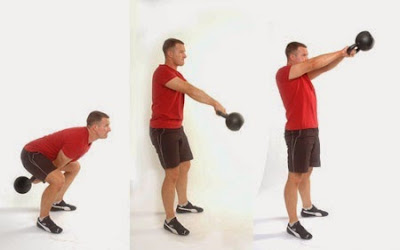 The Perfect Kettlebell Training Diet