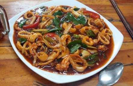 Resep Sederhana Cumi Saus Tiram Yang Nikmat Kuliner
