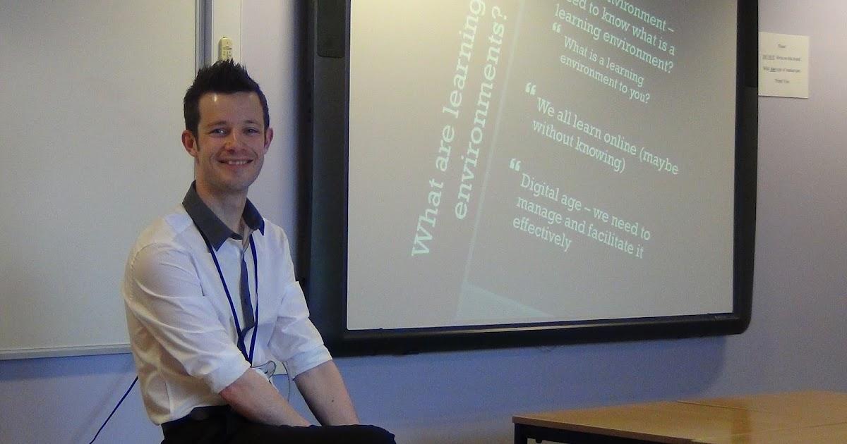 Daniel Scott: 10 years in learning technology