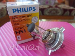 Philips HS1 12v 35/35w