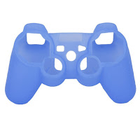 Controller Skin Covers Ps3 Blue